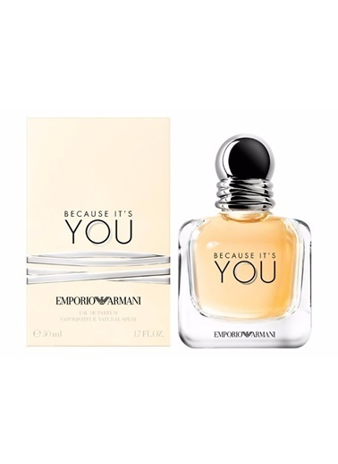 Emporio Armani Emporio Armani Because its You Edp 50Ml Renksiz